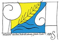 Znak MAS Rozkvět
